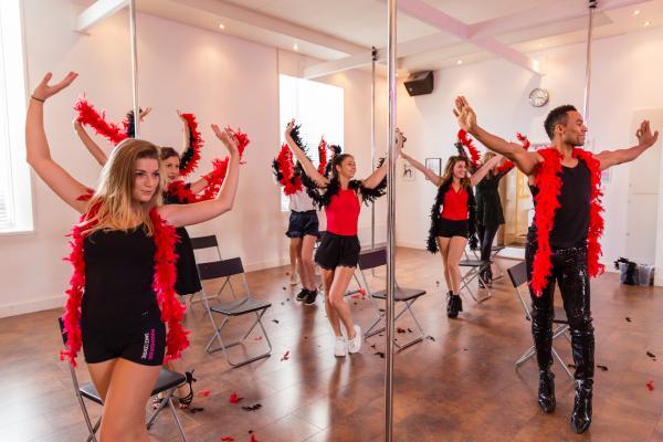 Burlesque Workshop in Zoetermeer