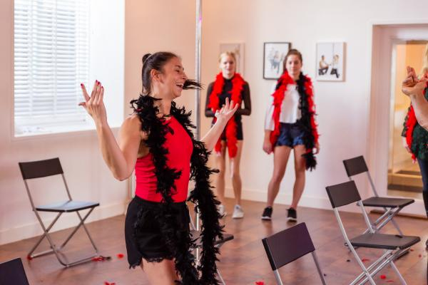 Burlesque Workshop in Zoetermeer